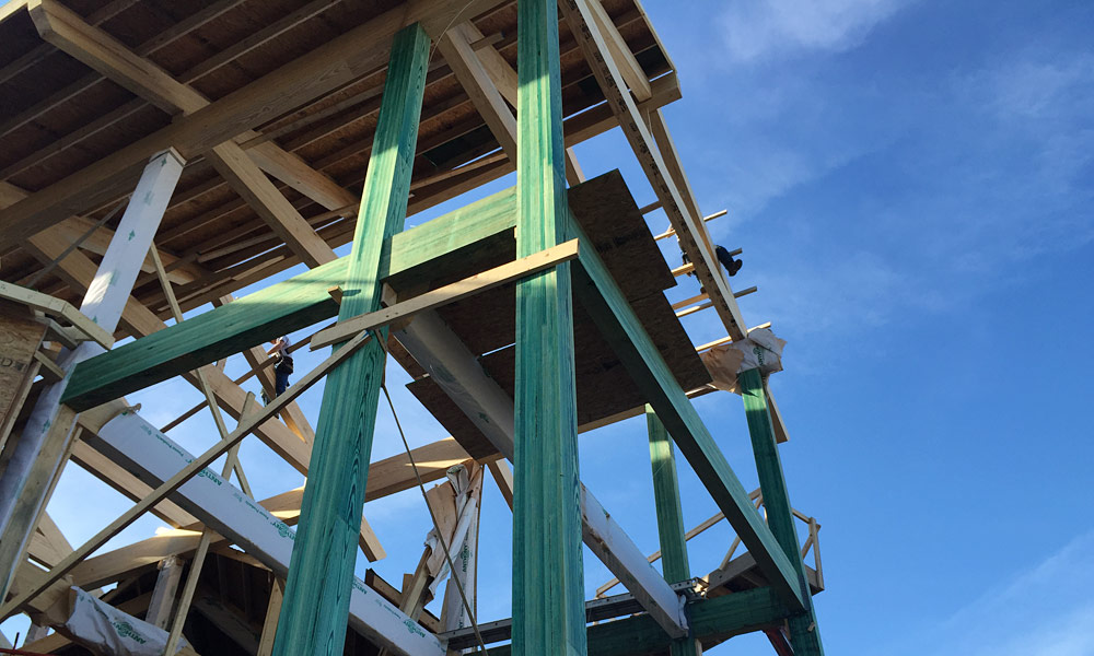 PRG® (Power Rated Glulam)