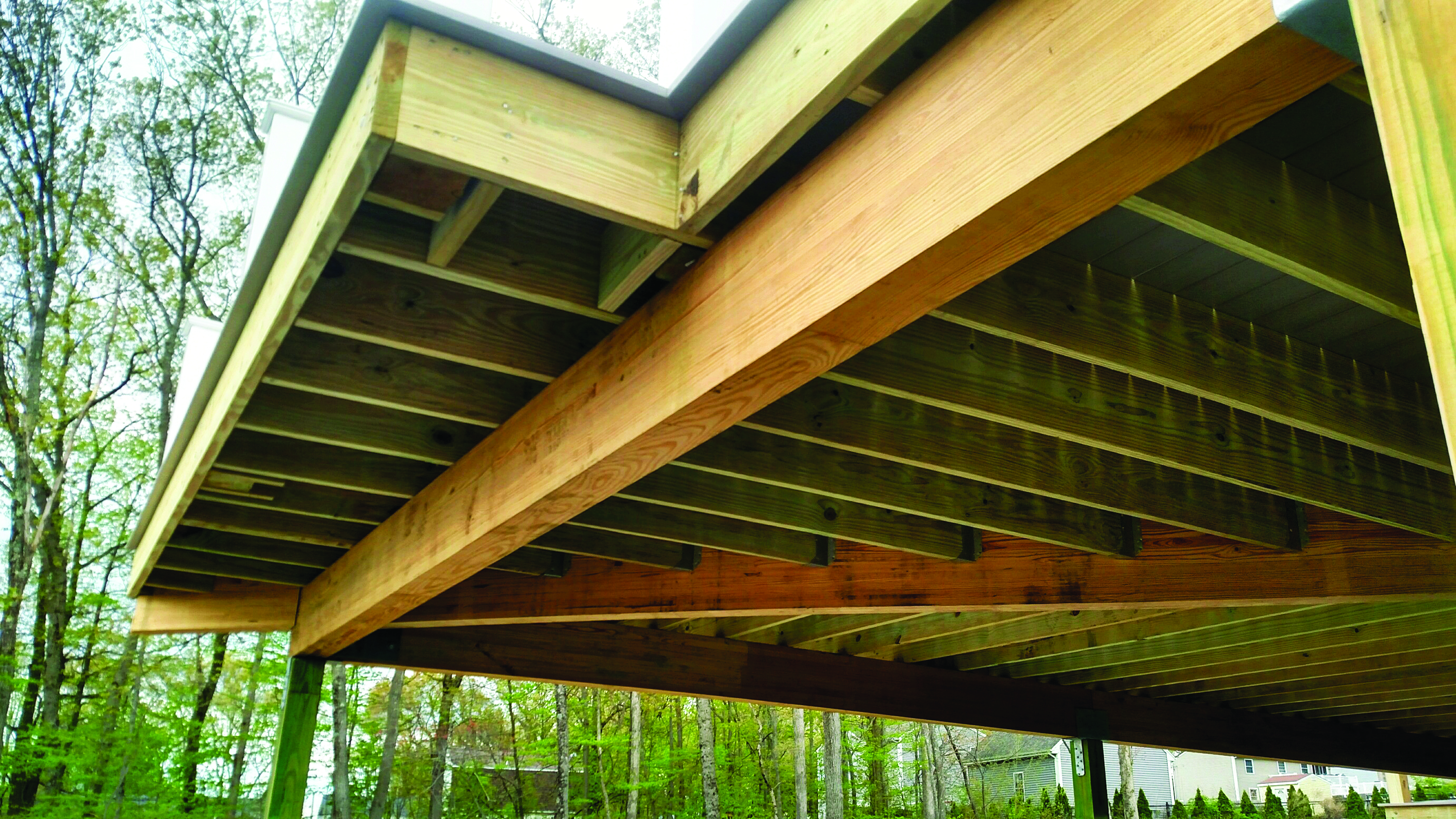 Power Preserved Glulam Anthony Forest Products Co