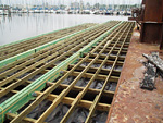 Treated Glulam Floating Docks