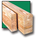 1.9E PRG Power Rated Glulam
